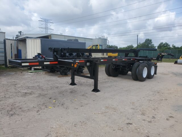 20 ft. Chassis Available!